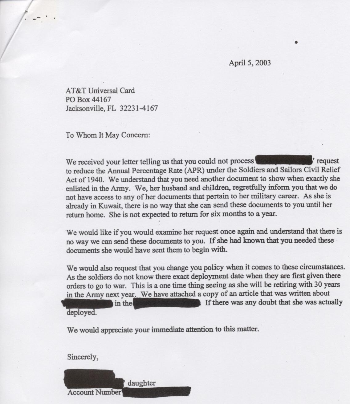 Bank Commitment Letter Sample